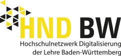 Logo Hochschulnetzwerk Digitalisierung der Lehre Baden-Württemberg