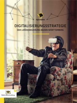 Digitalisierungsstrategie Titelblatt